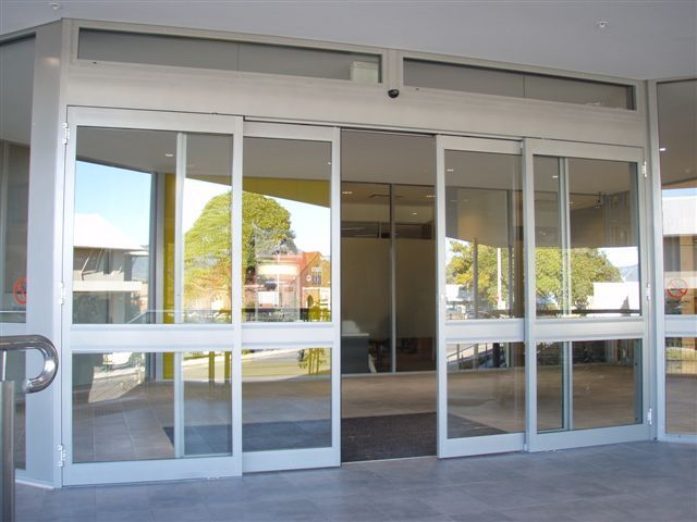 Automatic Doors Great For Everyone Access Hardware Security And