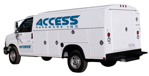 hawaii access hardware van