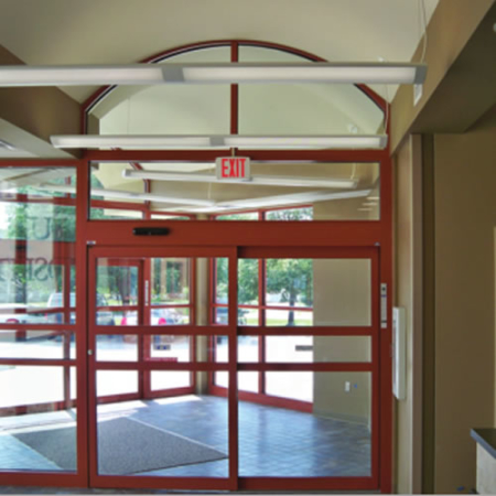 Record USA – Automatic Doors