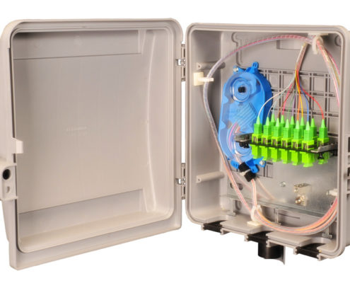splice tray ftth box
